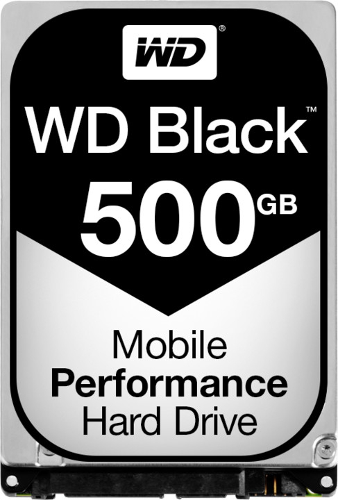 WD Black (BPKX) - 500GB