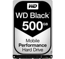 WD Black (BPKX) - 500GB - WD5000BPKX