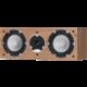 TANNOY Mercury 7C, světlý dub  + Kabel Eagle High Standard - 2m v ceně 170 Kč