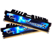 G.SKill RipjawsX 4GB (2x2GB) DDR3 1333 CL7 CL 7 - F3-10666CL7D-4GBXH