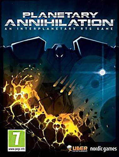Planetary Annihilation - PC
