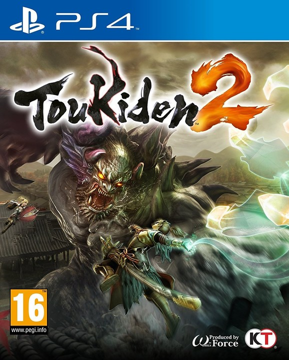 Toukiden 2 (PS4)