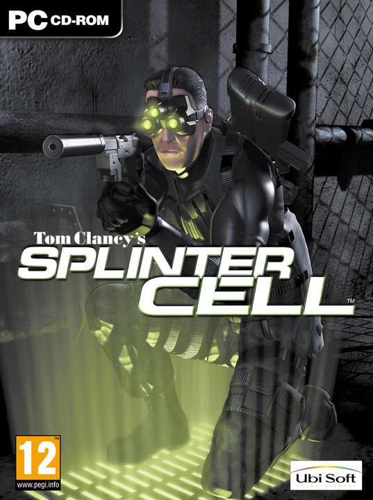 Tom Clancy's Splinter Cell - PC