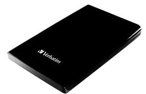 Verbatim Store 'n' Go Ultra Slim, USB 3.0 - 500GB, černá