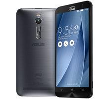 ASUS ZenFone 2 ZE551ML - 64GB, stříbrná - 90AZ00A5-M00360 + Zdarma SIM karta Relax Mobil s kreditem 250 Kč