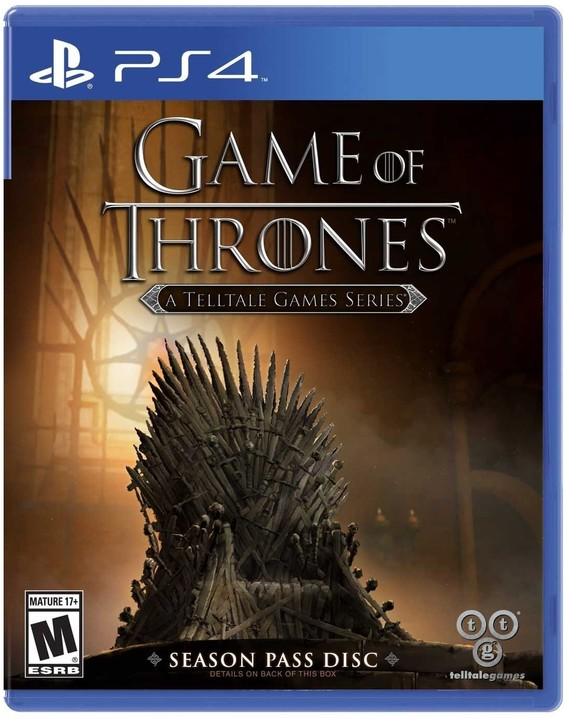 Game of Thrones: Season 1 - PS4