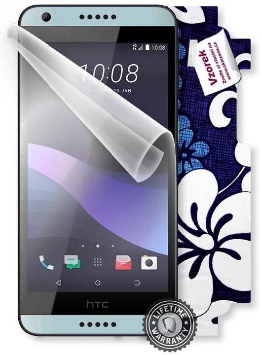 ScreenShield fólie na displej + skin voucher (vč. popl. za dopr.) pro HTC Desire 650
