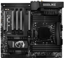 MSI X99A GODLIKE GAMING CARBON - Intel X99