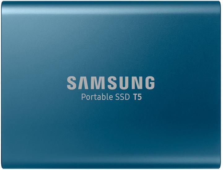 Samsung T5, USB 3.1 - 500GB