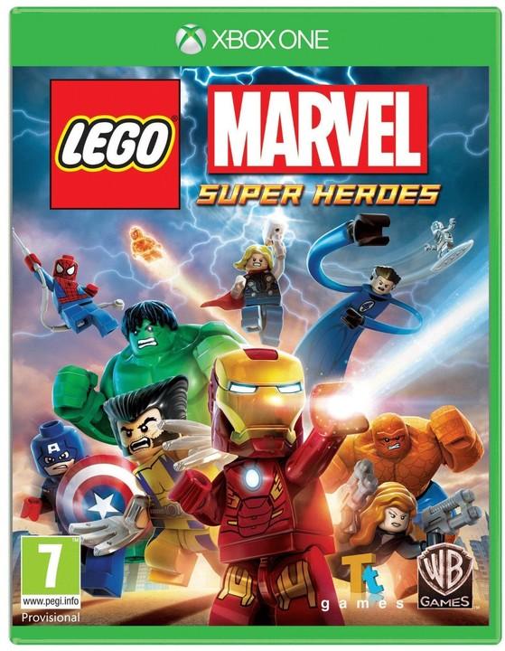LEGO Marvel Super Heroes - XONE