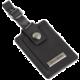 "Samsonite GT Supreme - BAILHANDLE 2C 15.6"" EXP, šedo/černá"
