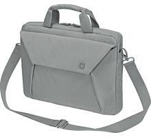 """DICOTA Slim Case EDGE - Brašna na notebook - 13.3"""" - šedá - D31211"""