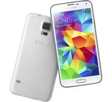 Samsung GALAXY S5, Shimmery White - Cashback 1500 Kč