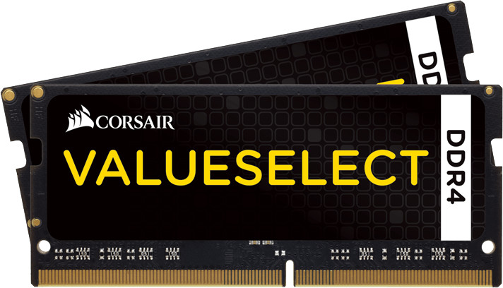 Corsair Value Select 8GB (2x4GB) DDR4 2133 SODIMM