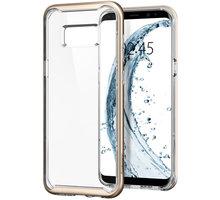 Spigen Neo Hybrid Crystal pro Samsung Galaxy S8, gold maple - 565CS21603