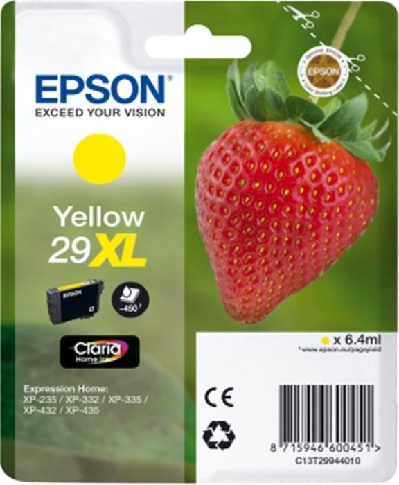 Epson C13T29944010, XL, žlutá