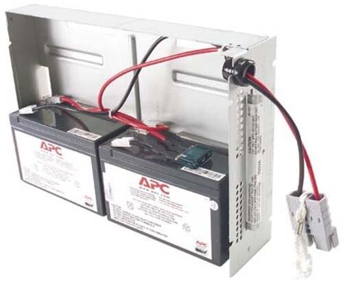 APC výměnná bateriová sada RBC22