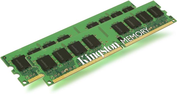 Kingston System Specific 4GB (2x4GB) DDR2 400 brand HP