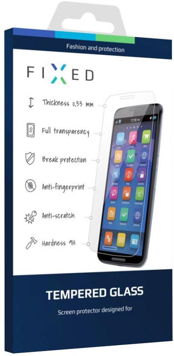 FIXED ochranné tvrzené sklo pro XiaomiMi5 Global, 0.33 mm