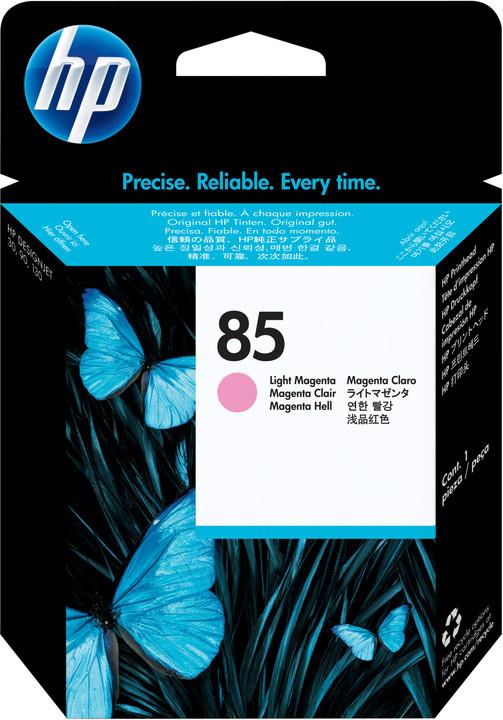 HP C9424A, tisková hlava, světle purpurová (85)