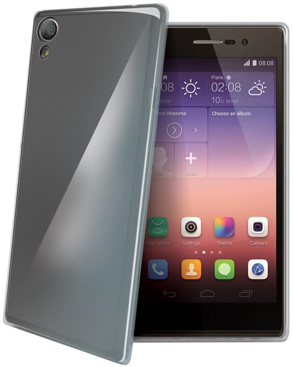 CELLY Gelskin pouzdro pro Huawei P8, bezbarvá