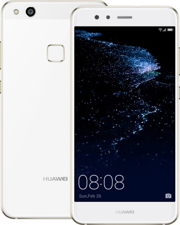 Huawei P10 Lite, Dual Sim, bílá