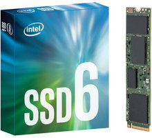 Intel SSD 600p, M.2 - 512GB - SSDPEKKW512G7X1