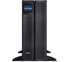 APC Smart-UPS X 3000VA Rack/Tower LCD, 2U - SMX3000HV