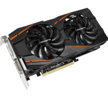 GIGABYTE Radeon RX 480 G1 Gaming, 4GB GDDR5 - GV-RX480G1 GAMING-4GD + Kupon hru na PC DOOM v ceně 1149,-Kč od 21.2 do 21.5 2017