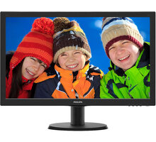 "Philips 243V5QHABA - LED monitor 24"" - 243V5QHABA/00"