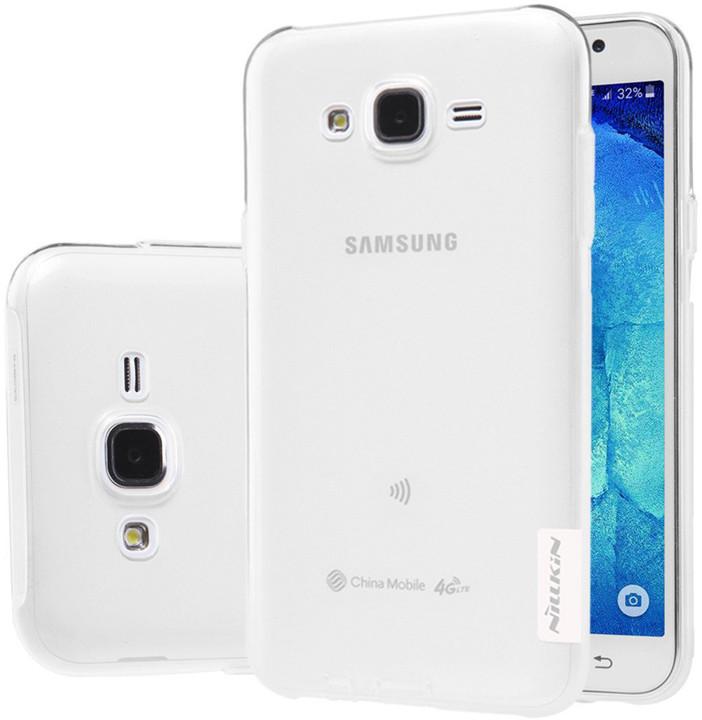 Nillkin Nature TPU Pouzdro Transparent pro Samsung J510 Galaxy J5 2016