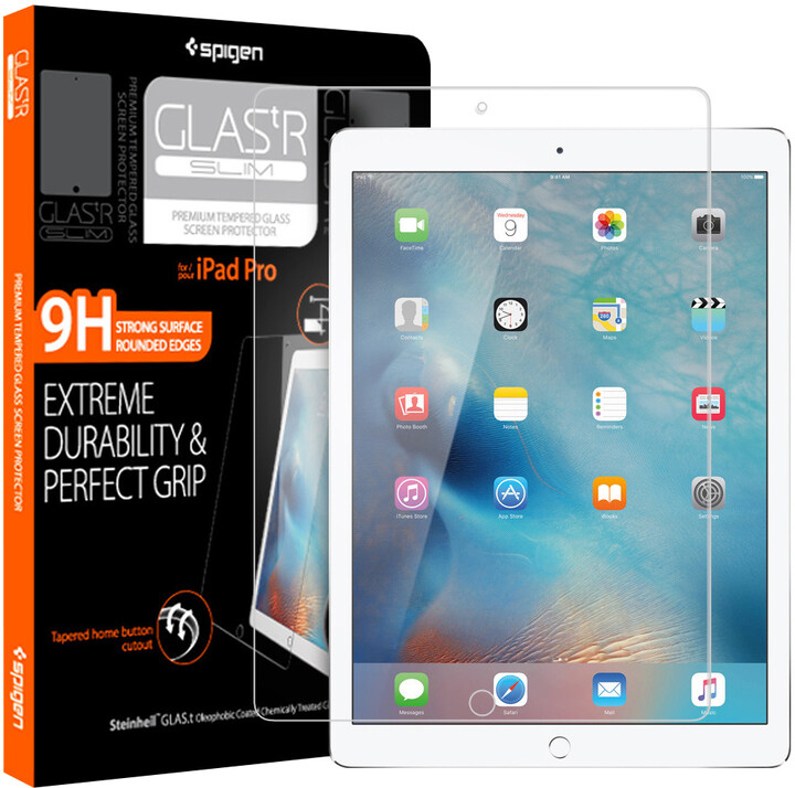 Spigen Screen Protector GLAS.tR SLIM - iPad Pro