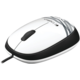 Logitech Mouse M105, bílá