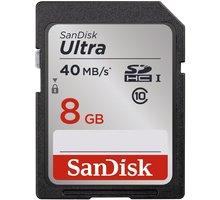 SanDisk SDHC 8GB 40MB/s UHS-I - SDSDUN-008G-G46