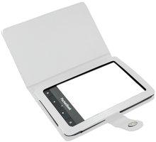 C-TECH PROTECT pouzdro pro Pocketbook 622/623/624, PBC-01, bílá - PBC-01W