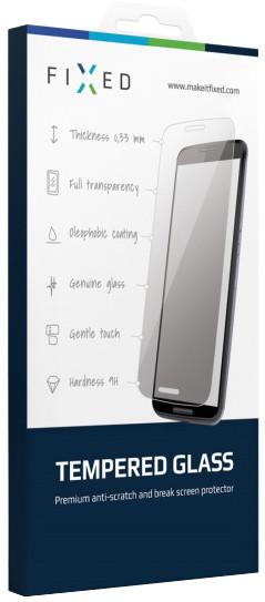 FIXED ochranné tvrzené sklo pro Apple iPhone 6 Plus, 0.33 mm