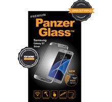 PanzerGlass ochranné sklo na displej pro Samsung S7 Premium, stříbrná - 1056