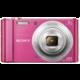 Sony Cybershot DSC-W810, růžová