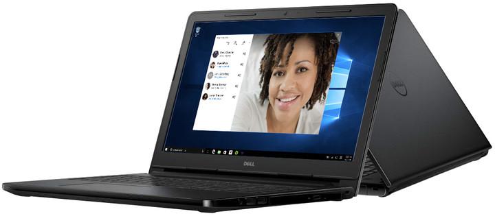 Dell Inspiron 15 (3558), černá