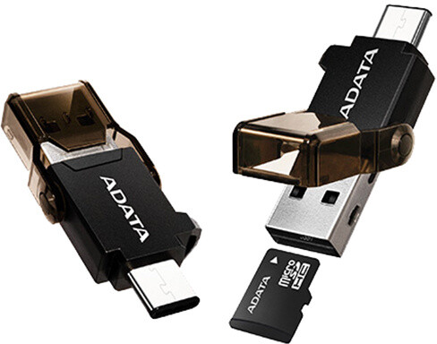 ADATA USB-C OTG čtečka
