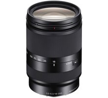 Sony SEL-18200LE objektiv 18–200 mm, F3,5–6,3 - SEL18200LE.AE