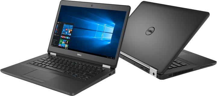 Dell Latitude 14 (E5470), černá