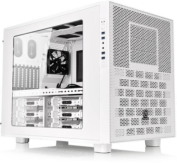 Thermaltake Core X9, Snow Edition