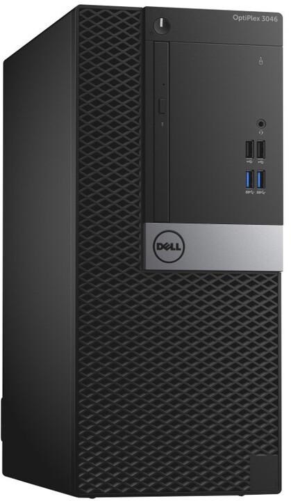 Dell Optiplex 3046 MT, černá