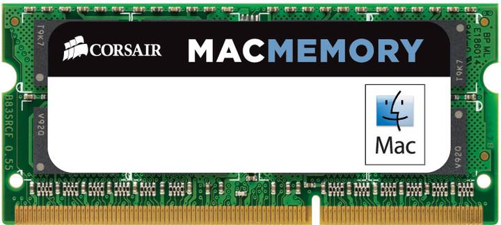 Corsair Mac 16GB (2x8GB) DDR3 1600 SODIMM (pro Apple)