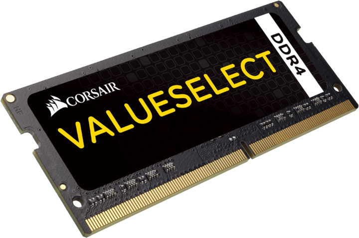 Corsair Value Select 8GB DDR4 2133 SODIMM