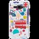 EPICO plastový kryt pro Samsung J1 CITY LOVE(2015)  + EPICO Nabíjecí/Datový Micro USB kabel EPICO SENSE CABLE