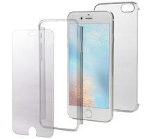 CELLY Body zadní kryt pro Apple iPhone 7, kompletní ochrana 3v1, čiré - BODY800