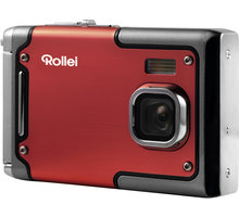 Rollei Sportsline 85, voděodolný, červená - 10063