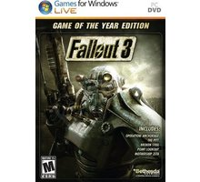 Fallout 3 Game of the Year Edition (PC) - PC